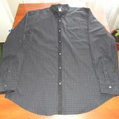 мужская рубашка в мелкую клеточку из Америки