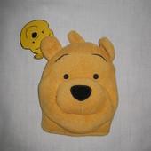 Мочалка-варежка для малышей Винни-Пух