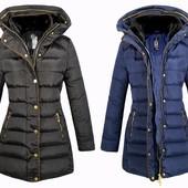 Женская куртка пальто пуховик