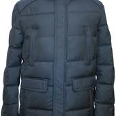 Зимняя стеганая куртка с капюшоном 3368 НВ