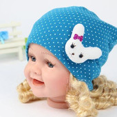 Демисезонные шапки для деток осень зима