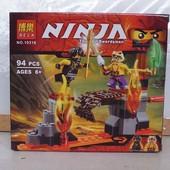 Конструктор Ninja  10316 Над лавой