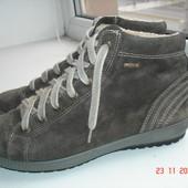 Кроссовки кеды утеплённые Legero, 25,5.см