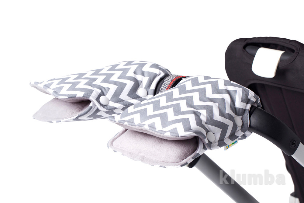 Муфта для рук на коляску и санки фото №1