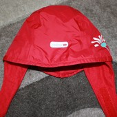 Демисезонная непромокаемая шапка Reima tec девочке Размер 48
