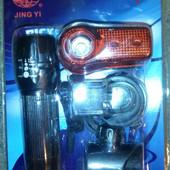Отражатель, фонарь для велосипеда