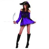 Карнавальный костюм Принцесса пиратов