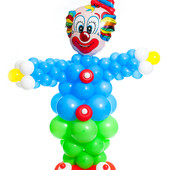 Уникальные Фигуры и Композиции из Воздушных шаров на праздник для детей