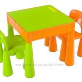 новые стол и стульчик Tega Mamut Польша, цена склада Киев