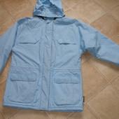 81 Куртка SherWood М.(14),зимняя тепдюая.