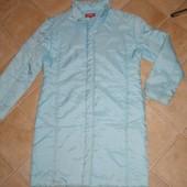 82 Пальто Mangoon L (16) теплое на синтепоне.