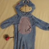 продам праздничный комбез Ослик малышу Disney at George 9-12мес.74-80рост