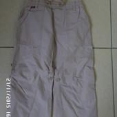 літні штани 110р тонкий коттон