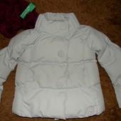 Куртка okaidi осень-зима р.116 6-7 лет