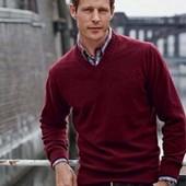 Теплый мужской свитер 2 цвета р.L, XL пуловер Тcm tchibo Германия