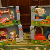 HappyLand игрушки для мальчиков и девочек от ELK. Новое