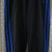 Штаны мужские спортивные на флисе утепленные осень зима бренд Adidas оригинал р.2XL №4350