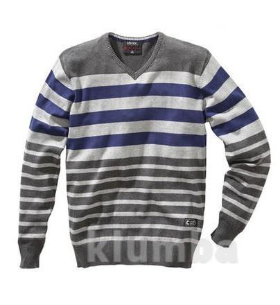 Мужской пуловер с немецкого каталога KIK фото №1