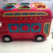 Elc автобус-сортер