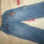 модные джинсы на 2 годика