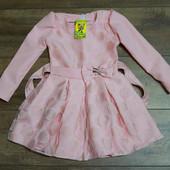 Нарядные платья для девочек 98-116р.2325