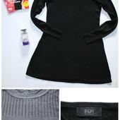 Теплое платье туника F&F. Размер 14