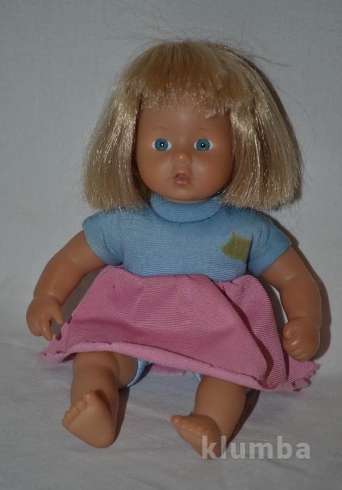 Очень редкая малышка куколка пупс кукла оригинал zapf creation запф (шу шу) фото №1