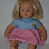 Очень редкая малышка куколка пупс кукла оригинал Zapf Creation Запф (шу шу)