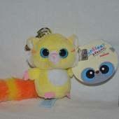 Мягкий глазастик Aurora Юху лемур брелок YooHoo юху и друзья Новый