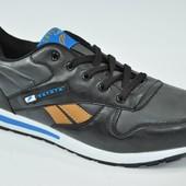 Мужские кроссовки Black & Brown