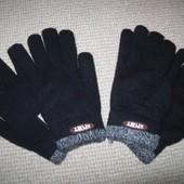 перчатки  мужские  на махре