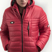 Зимняя теплая легкая куртка