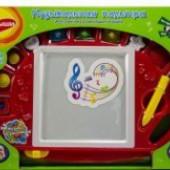 Распродажа - Музыкальная доска для рисования цветная Музыкальная палитра
