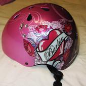 Защитный шлем с регулировкой сертификация TUV Размер 48-52