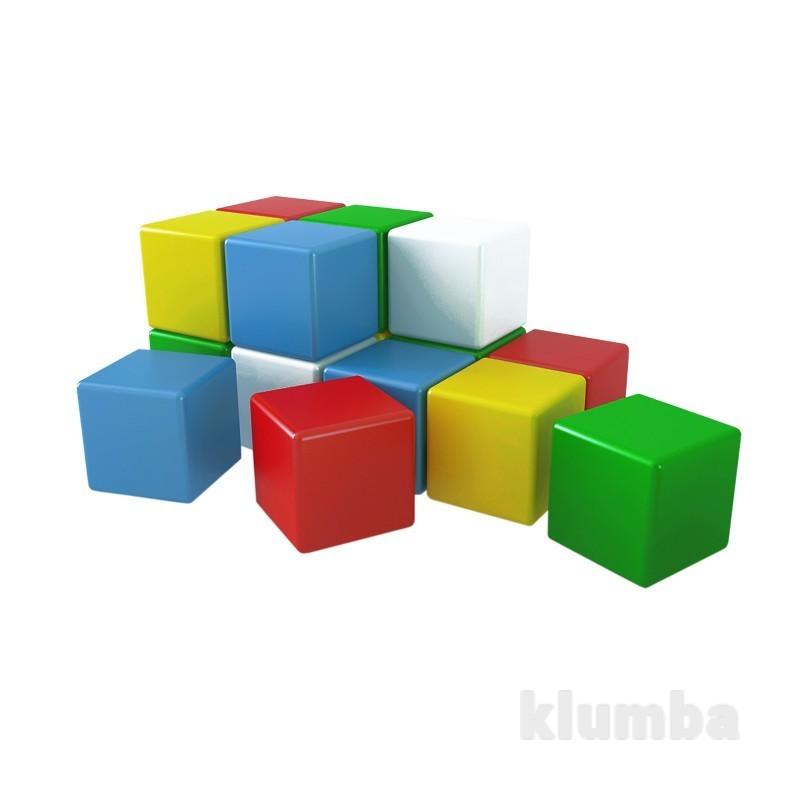 """Технок кубики """"радуга 2"""" фото №1"""