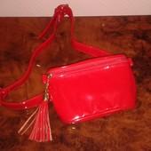 Яркая сумка,сумочка,косметичка кошелек на пояс
