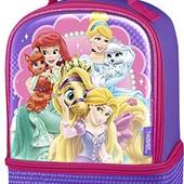 Thermos dual compartment lunch kit, Princess palace  Сумка-термос для ланчей Принцессы