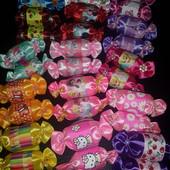 резиночки конфетки-пара