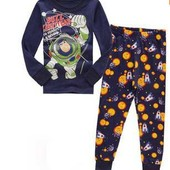 Детская пижама трикотажная на мальчика на 2 года Buzz в наличии Цена снижена