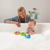 Fisher-Price Друзья в лодочках игрушки для купания