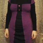 Класное теплое платье