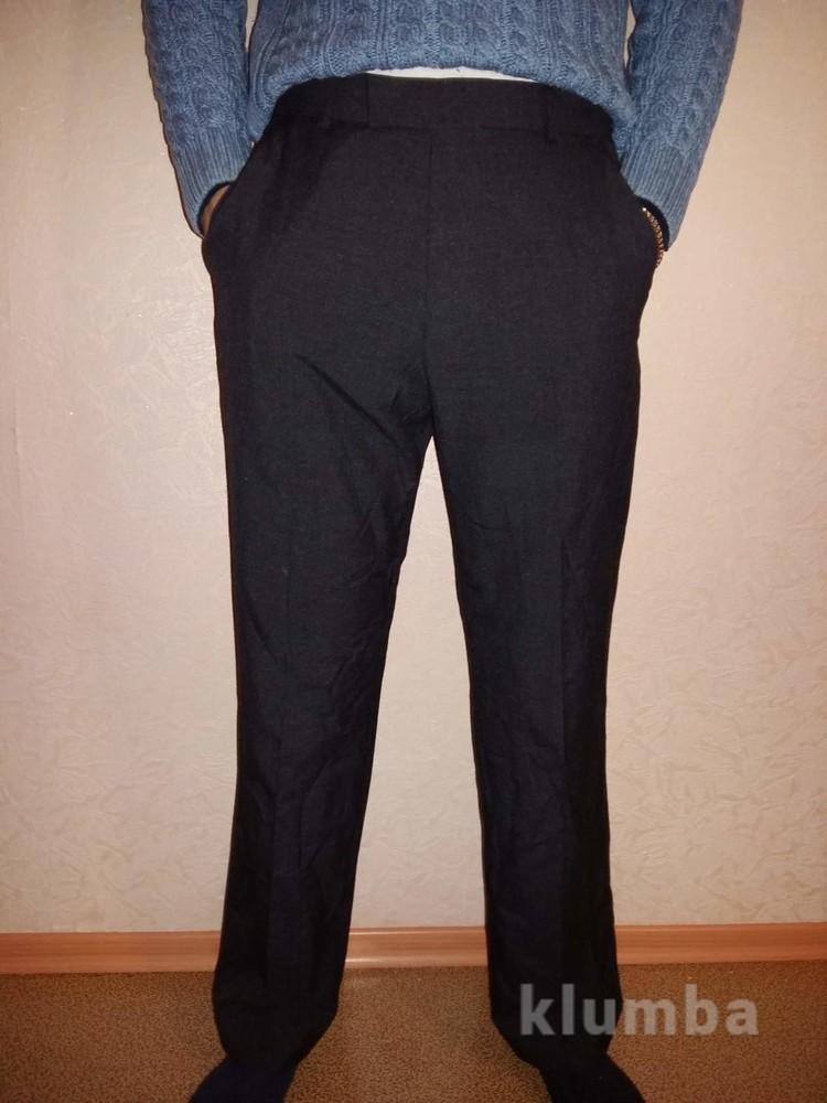 Мужские классические брюки фото №1
