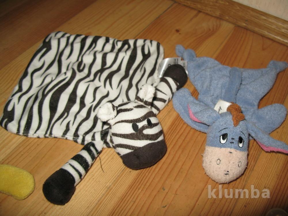 Слюневпитывающие игрушки для малышей фото №1