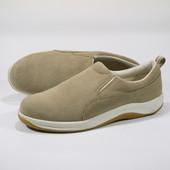 Мокасини туфлі замшеві Landsend (27.5см) США