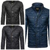 Демисезонная куртка стеганая мужская