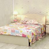 Гарантия 2 года! Кровать Kiddy №2 70x140 см, укр. производство