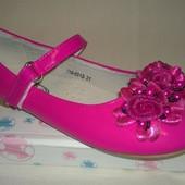 Нарядные туфли для красотки стелька 20,5см