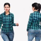 Рубашка хлопок Турция  р-ры с,м,л,хл,2хл