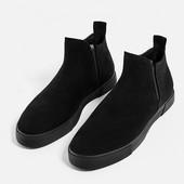 Ботинки Челси в спортивном стиле.Мужчины.Zara.Испания.