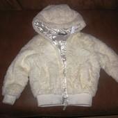 Шубка-курточка George 3-4 года